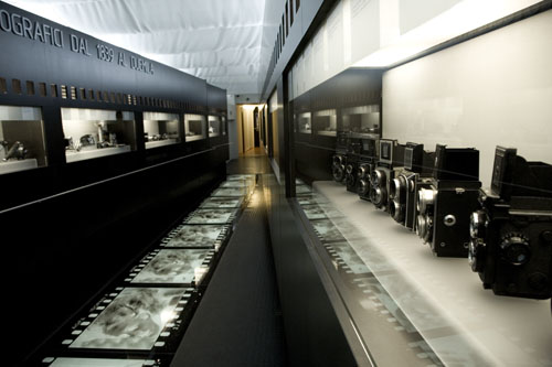 The Alinari Museum of Photography, Florence, Italy