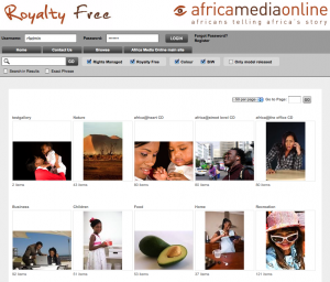 Royalty Free: Africa Media Online