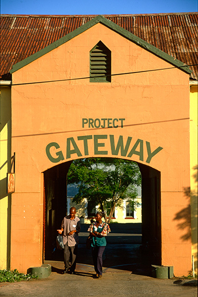 Project Gateway is resident in the Old Prison in Pietermaritzburg. For over two decades it has played a pivotal role in the city in mobilizing churches, businesses and community organizations on behalf of vulnerable communities in and around the city.